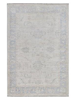 Kalaty One-of-a-Kind Pak Rug, Ivory, 4' x 6'