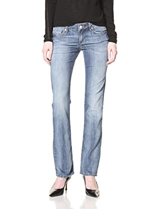 Mavi Women's Annie Straight Leg Jean (Light Dominique)