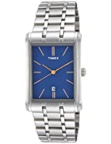 Timex Fashion Analog Blue Dial Men's Watch - TI000M70200