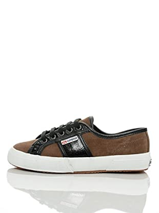 Furla by Superga Zapatillas Appaloosa (Marrón)