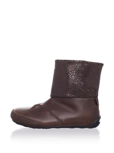 umi Kid's Sassie Boot (Toddler/Little Kid/Big Kid) (Cocoa)