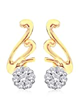 Ahsan Diamond Earring IDE00717 from Sangini