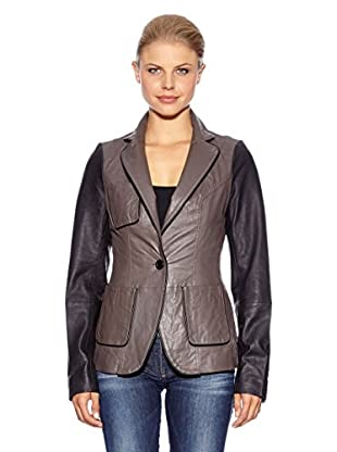 Anna Scott Chaqueta Brumby (Gris Oscuro)