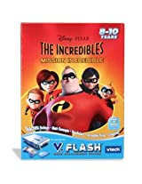 VTech V.Flash Home Edutainment System - SmartDisc: The Incredibles