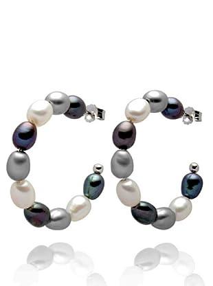 Nova Pearls Copenhagen Orecchini Perle Acqua Dolce 5 - 5,5 mm