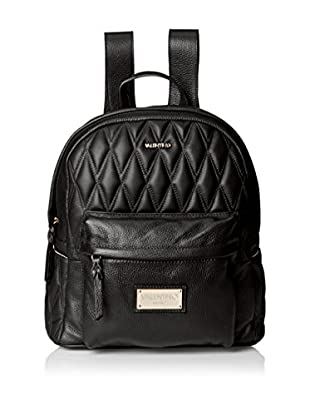 Valentino Bags by Mario Valentino Women's Diego D Quilted Backpack, Black