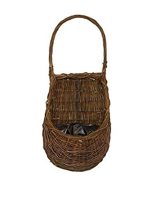 Skalny Willow Wall Basket, Natural