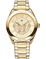 Tommy Hilfiger Analog Watch For Women Gold TH1781214
