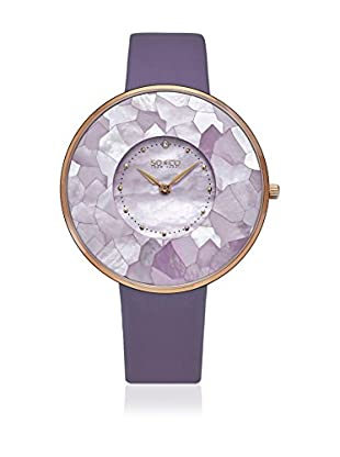 So & Co new York Quarzuhr Woman Soho Women'S Mosaic Mother Of Pearl Dial Ultra Slim 38.0 mm