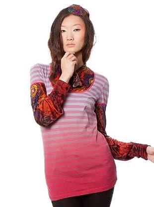 Custo Camiseta Crazy (Multicolor)