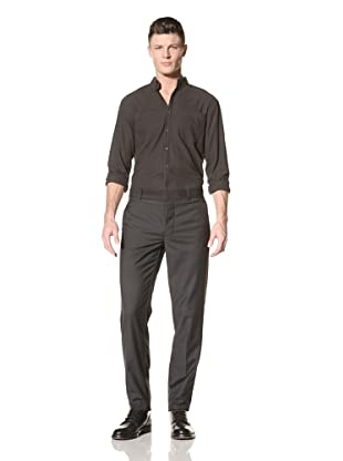 Fremont Men's Flight Five Pocket Slouch Slack (Charcoal)