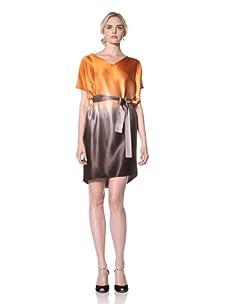 Natori Women Dyed Ombre Dress (Multi)