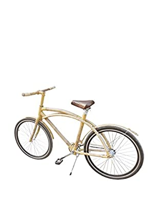 ZEW, Inc. Husky Eco Bamboo Bike, Natural