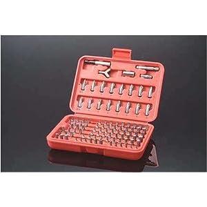 【クリックで詳細表示】【アストロプロダクツ】AP 100PC ビットセット: DIY・工具