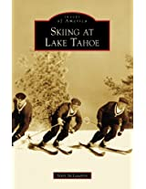 Skiing at Lake Tahoe (Images of America)