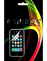Rainbow Clear Screen Guard/Protector for Blackberry Z3