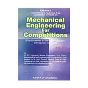 Mechanical Engineering For Competitions by RK Jain