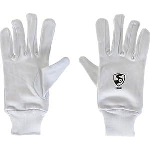 SG Club Inner Gloves (Men, Assorted)