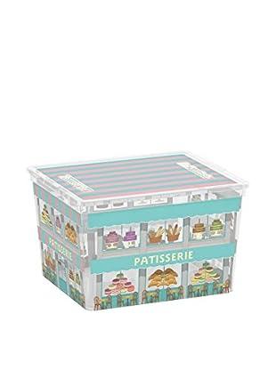Kis Set Caja de Almacenamiento 6 Piezas C-Box Cube _ Boutiques Multicolor