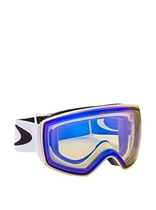 OAKLEY Skibrille OO7050-59 weiß/blau