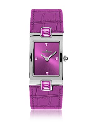 Jacques Lemans Quarzuhr Vedette 1-1423 Pink 20 x 31 mm