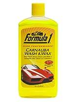 Formula 1 Carnauba Wash and Wax Shampoo (473 ml)