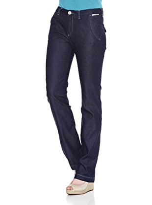Carrera Jeans Pantalón Denim Leggero Regular (Azul)