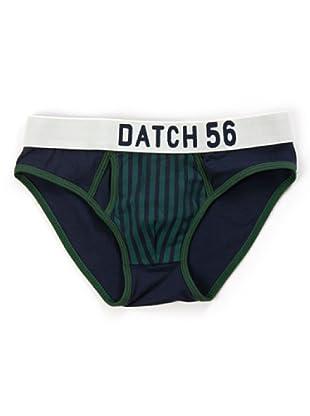 Datch Dudes Slip (Blu/Verde)