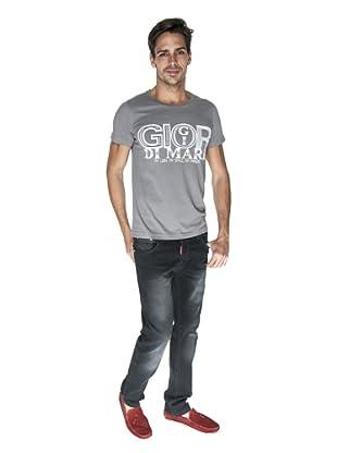 Giorgio Di Mare Camiseta Lance (Gris)