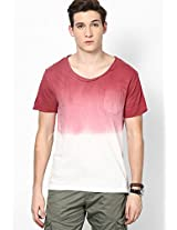 Multi Solids Round Neck T Shirt