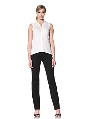 Loro Piana Women's Palmeraie Shirt (Optical White)