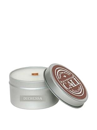 Cali Cosmetics 6-Oz. Duchessa Travel Tin