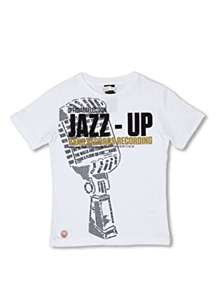 CKS Kids BOYS Camiseta Elaeagnus (Blanco)