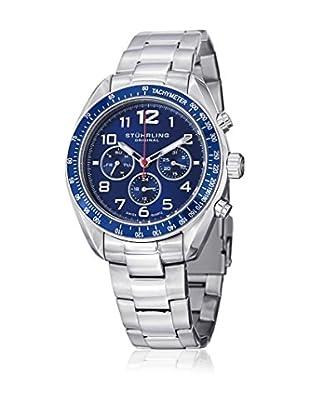 Stührling Original Uhr mit schweizer Quarzuhrwerk Man Concorso Dragster 42 mm