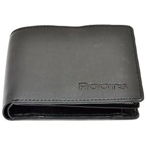 Je Porte Roots 5 Black Wallet For Men