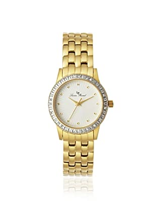 Lucien Piccard Women's 11696-YG-22S Monte Velan Gold Watch