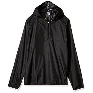 Quechua Rain Cut Jacket - Black