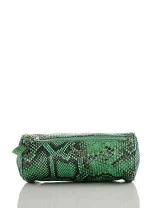 Furla Estuche Litchi (Verde)