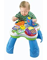 Fisher Price M9972 Fisher-Price Laugh and Learn Fun with Friends Musical Table