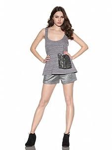 Rebecca Minkoff Women's Tyler Tank Top (Silver)