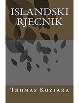 Islandski Rjecnik
