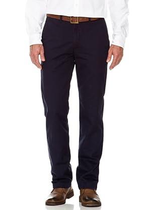 Dockers Pantalón Recto Básico (azul marino)