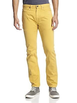 Levi's Made & Crafted Men's Tack Slim Fit Jean (Golden Spice)