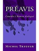 Preavis: Comedie / Roman dialogue