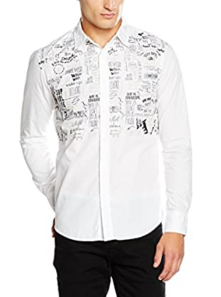 Desigual Camisa Hombre Luis Rep