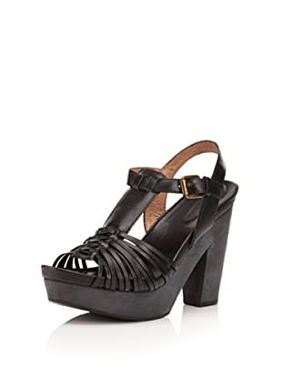 Corso Como Women's Hiho Platform Sandal (Black)