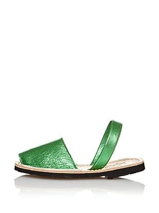 Clodet Avarcas Niño Metal (Verde Menta)