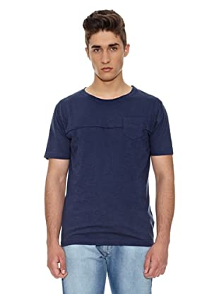 Carrera Jeans Camiseta Lavado (Azul)