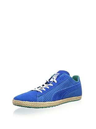 PUMA Glyde Espadrille Fashion Sneaker (Snorkel Blue/Greenlake/Vaporous)