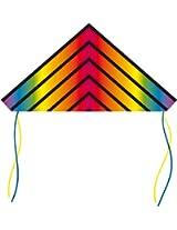 HQ 53-Inch Delta Kite (Radient Rainbow)